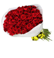Ramo de 100 Rosas