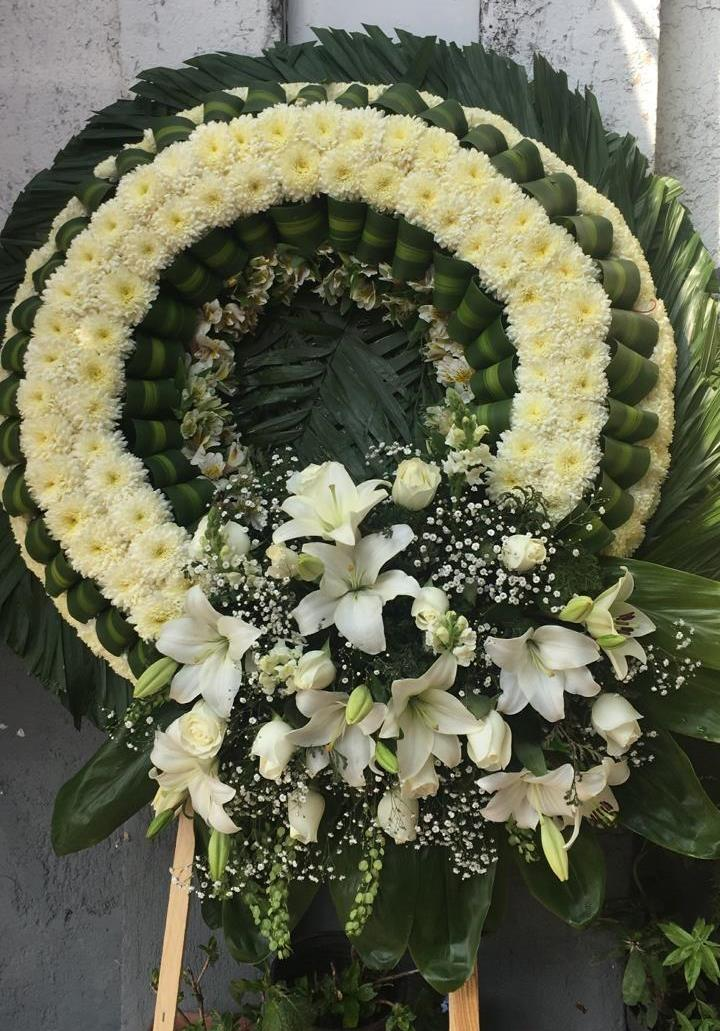 Corona Fúnebre Mediana Guadalajara